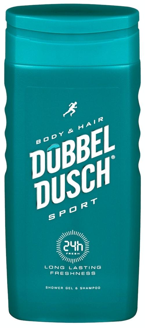 Nivea Dobbeldusj Sport 250 ml