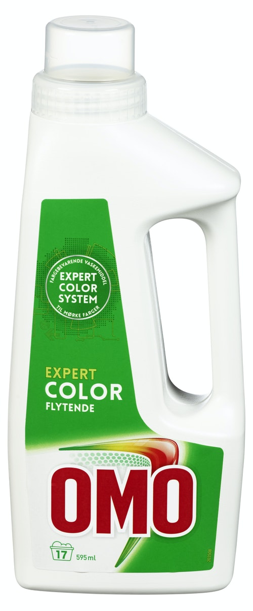 OMO Omo Color Flytende, 595 ml