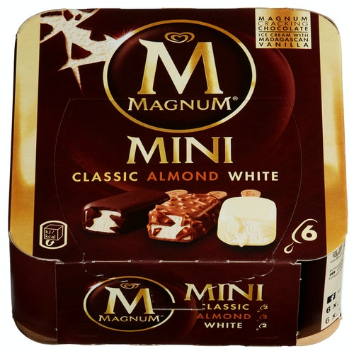 Magnum Magnum Mini Mix 6 x 55ml, 330 ml