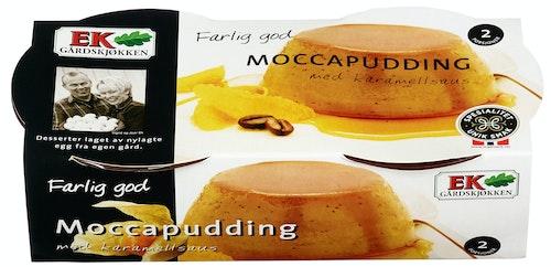 Ek Gårdskjøkken Moccapudding 2 stk
