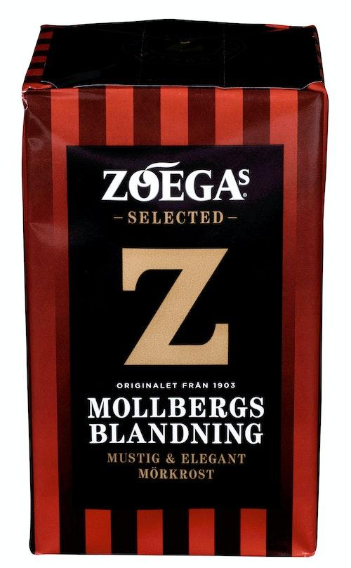 Zoégas Mollbergs Blanding filtermalt, 450 g