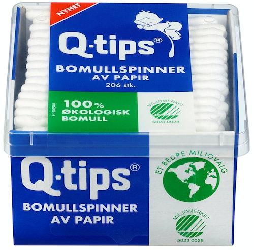 Q-tips 206 stk
