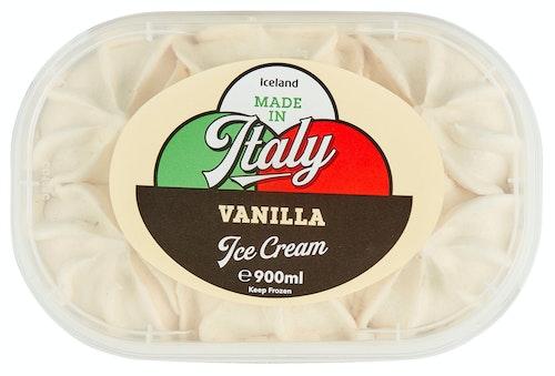 Italiano Vanilla Iskrem 0,9 l