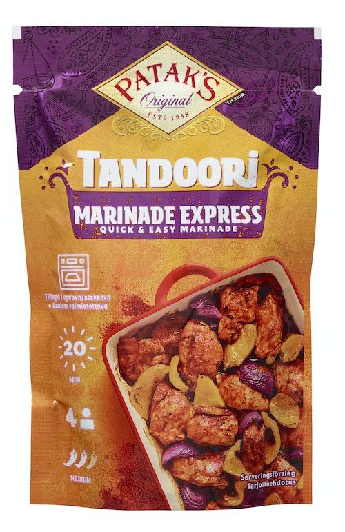 Patak's Tandori Marinade Express 120 g