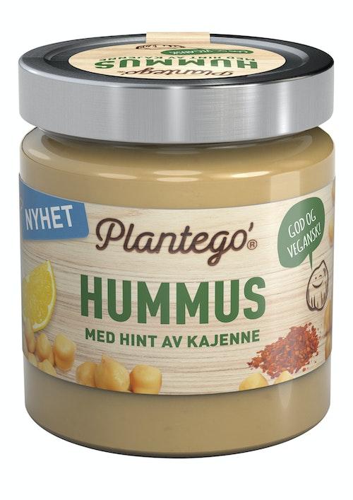 Mills Plantego' Hummus med en hint av Cayenne, 165 g