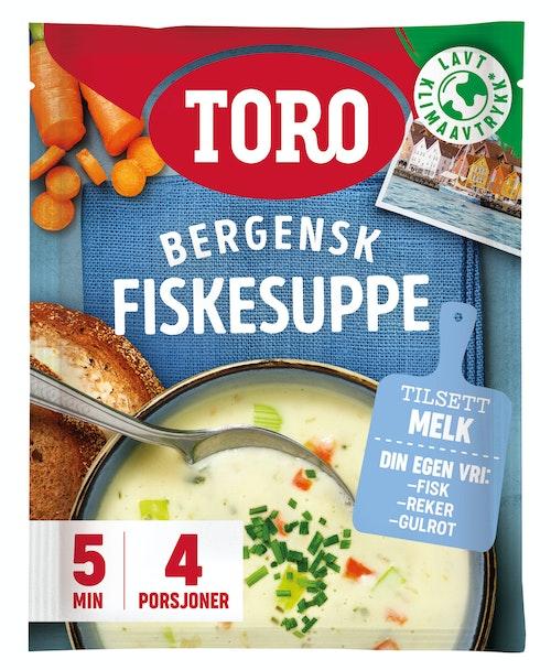 Toro Bergensk Fiskesuppe 81 g
