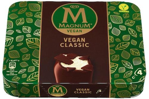 Magnum Magnum Vegan Classic 4 x 90ml, 360 ml