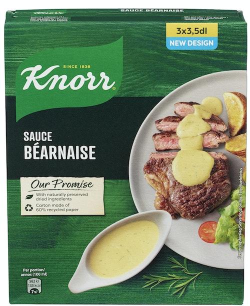 Knorr Bearnaisesaus 19 gram 3 stk