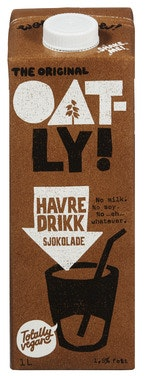Oatly Havredrikk Sjokolade 1 l