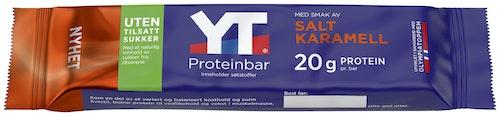 Tine YT Prot.bar Salt Karamell 20 g