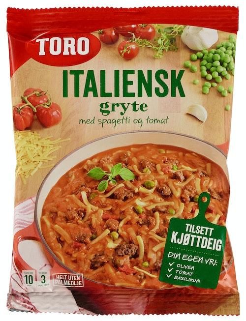 Toro Italiensk Gryte 176 g