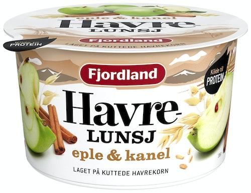 Fjordland Havrelunsj med Eple og Kanel 150 g
