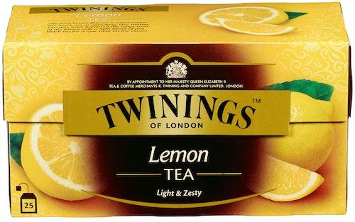 Twinings Sitron Te 25 stk