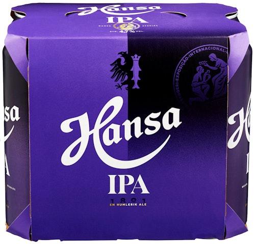 Hansa Borg Hansa Spesial IPA 6 x 0,5l, 3 l