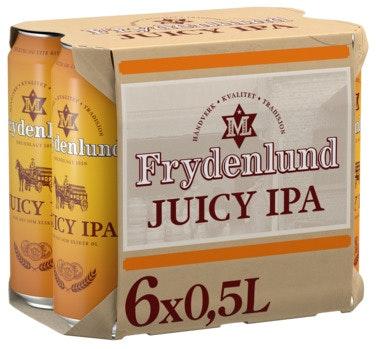 Frydenlund Frydenlund Juicy IPA 6 x 0,5l, 3 l