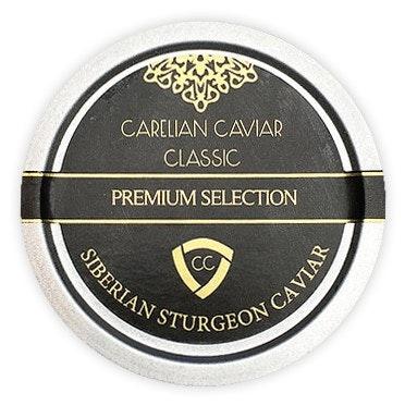 Carelian Caviar Russisk Størkaviar 30 g