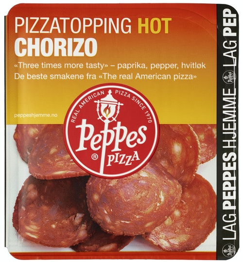 Peppes Pizza Peppes Chorizo 70 g