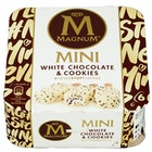 Magnum Mini White Chocolate Cookies