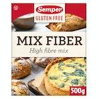 Glutenfri Brødmix Med Fiber