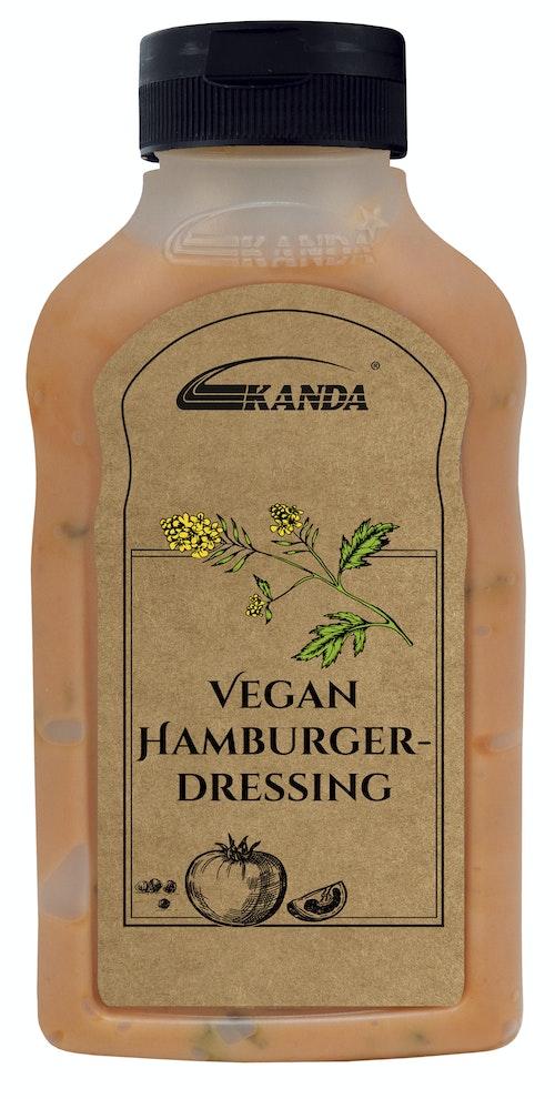 Kanda Vegan Hamburgerdressing 300 ml