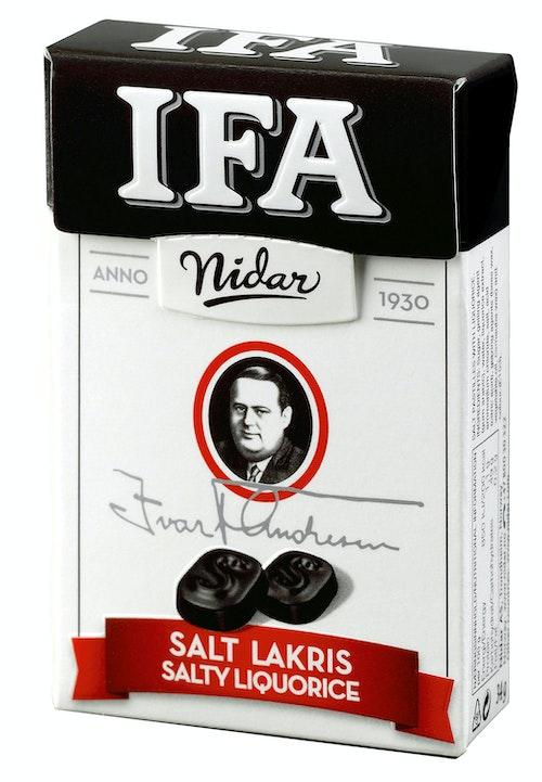 Nidar Ifa Salt Lakris 34 g