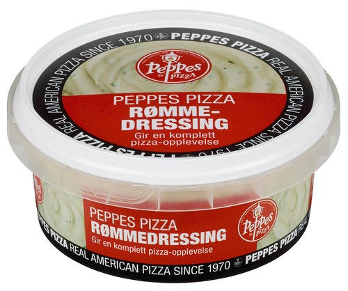 Peppes Pizza Peppes Originale Rømmedressing 130 g