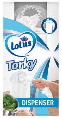 Lotus Torky Flexible Dispenser 1 stk