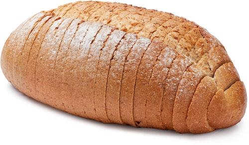 Brødverket Steinovnsbakt brød Oppskåret, 1 stk