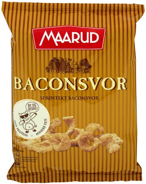 Maarud Baconsvor 75 g