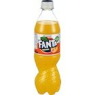 Fanta Orange Uten Sukker