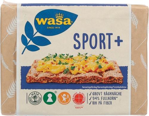 Wasa Sport+ Knekkebrød 225 g