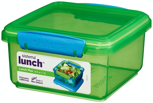 Sistema Lunch Plus 1.2l, Tilfeldig Farge, 1 stk