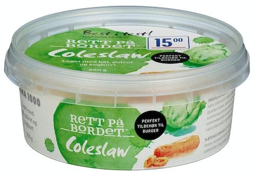 REMA 1000 Coleslaw Taste Lab, 250 g