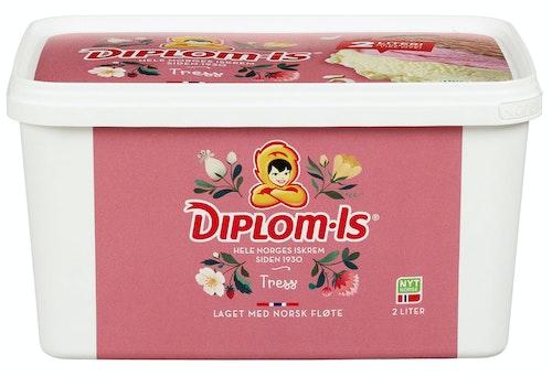 Diplom-Is Fløte-Is Tress 2 l