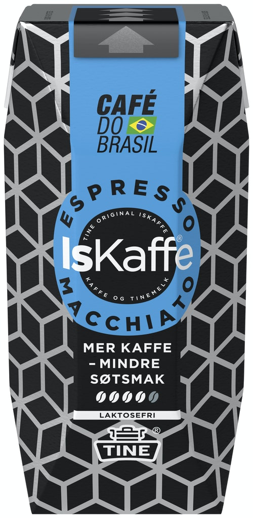 Tine IsKaffe Espresso Macchiato 0,33 l