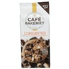 Cafe Bakeriet Sjokoladetrio