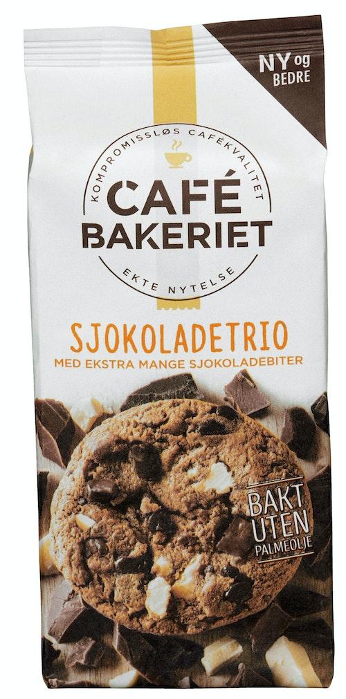 Sætre Cafe Bakeriet Sjokoladetrio 200 g