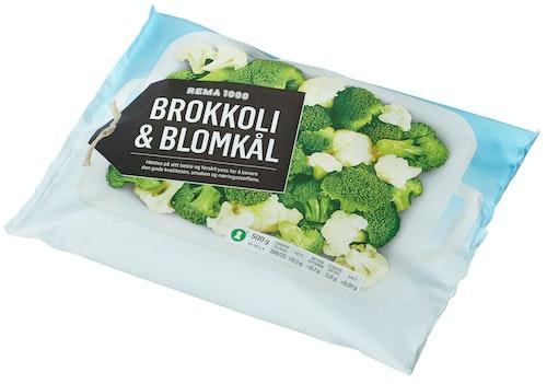 REMA 1000 Brokkoli & Blomkål Blanding 500 g