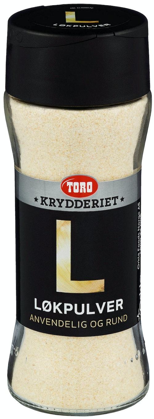 Toro Løkpulver  86 g