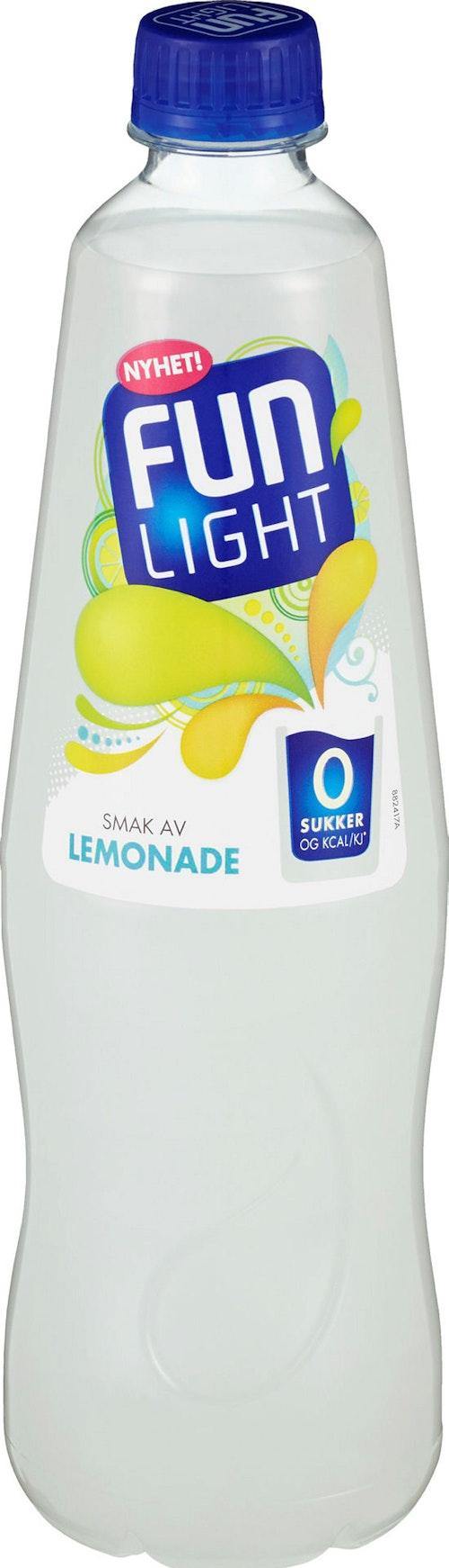 Fun Light Fun Light Lemonade 0,8 l