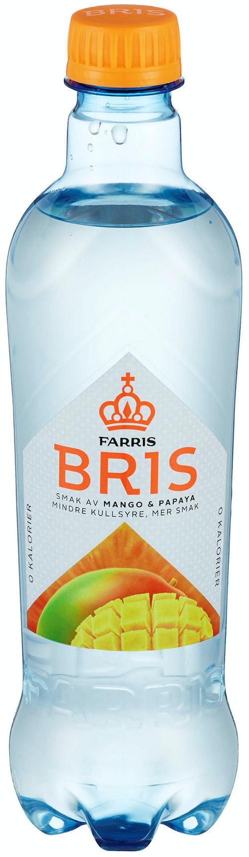 Ringnes Farris Bris Mango & Papaya 0,5 l