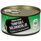 Tunfisk i Solsikkeolje