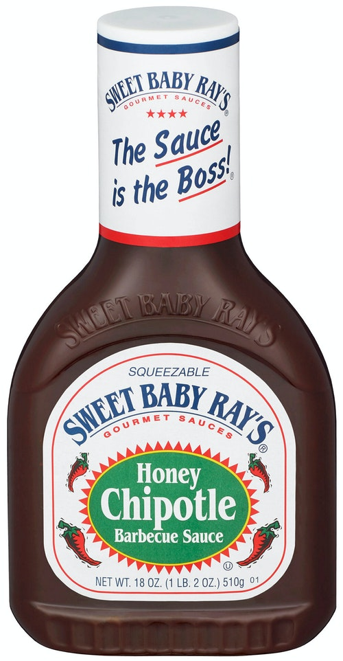 Sweet Baby Ray's Honey Chipotle BBQ Sauce 510 g