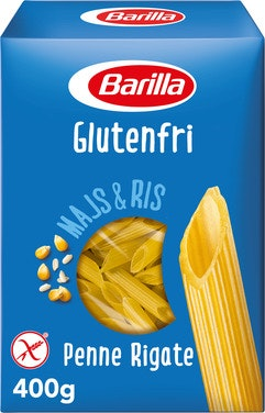Barilla Pasta Penne Rigate Glutenfri 400 g