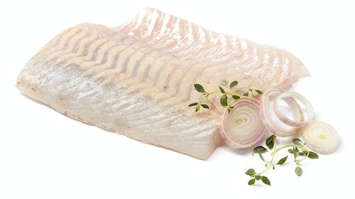 Domstein Seifilet uten Skinn Fersk villfisk, ca. 200 g
