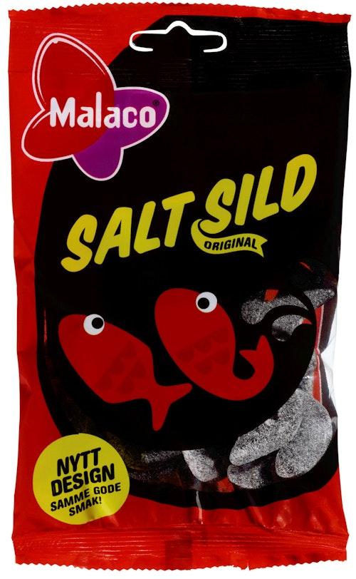 Malaco Salt Sild Original 100 g