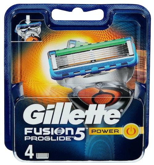 Gillette Fusion Proglide 5 4 stk