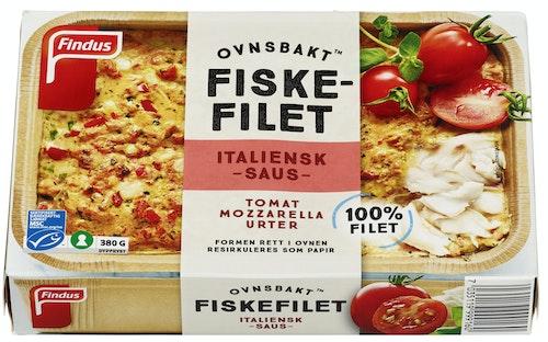 Findus Ovnsbakt Fisk Italiensk 380 g