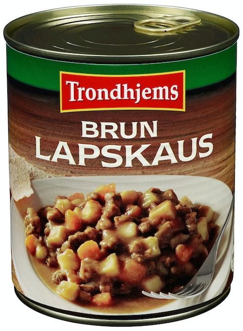 Trondhjems Lapskaus Brun 800 g