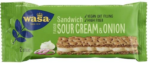 Wasa Sandwich Sourcream & Onion 33 g